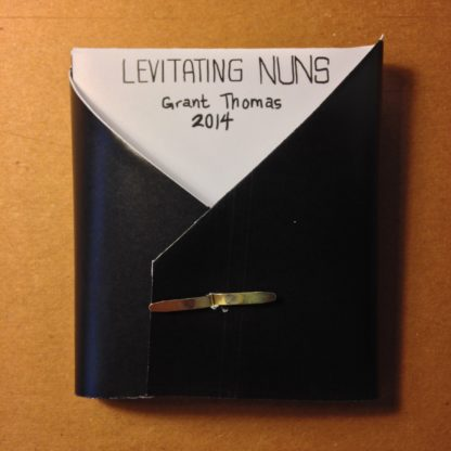 Levitating Nuns mini comic 2014