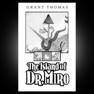 The Island of Dr. Miro Accordion Fold Mini Comic