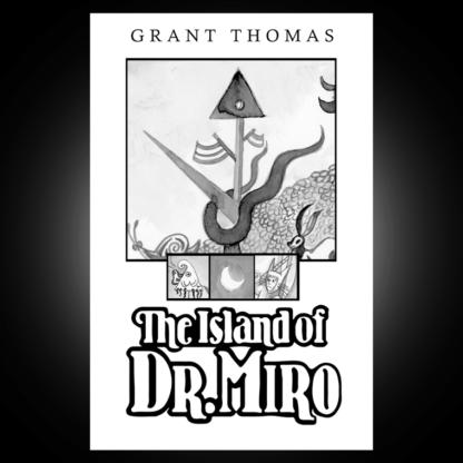The Island of Dr. Miro Accordion Fold Mini Comic
