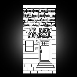 The New Normal mini comic by Grant Thomas