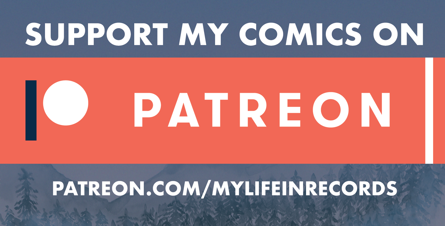 support my comics on patreon