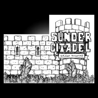 Sunder Citadel Pop Up Zine